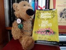 Agatha Raisin i zwłoki w rabatkach