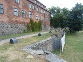 Skrzydło południowe zamku