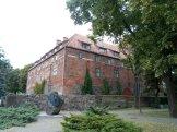 Zamek od strony placu Zesłańców Sybiru